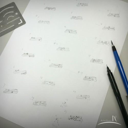マリッジリングデザイン