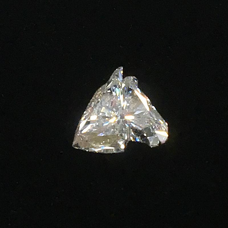ダイヤモンド ホースシェイプカット
