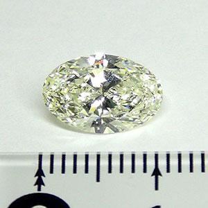 オーバルカットダイヤモンド