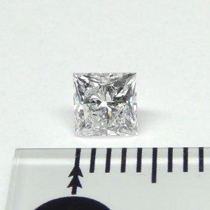プリンセスカットダイヤモンド